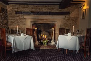 Dining-at-The-Bell-Inn-Hotel-Eatery-Coffee-House-Stilton-A1-Peterborough-Rosette