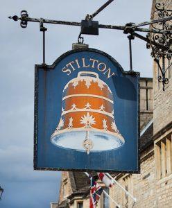 Stilton-Sign