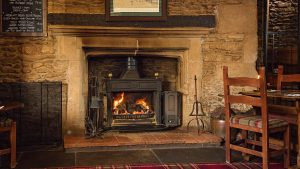 The Bell Inn Hotel Stilton Peterborough Dining Restaurant Fireplace Historic Inn Food Cheese