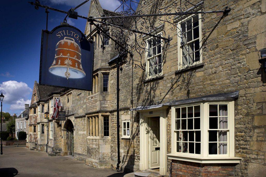 The Bell Inn Hotel Eatery Coffee House Stilton