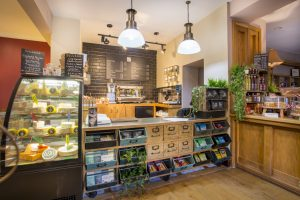 Coffee Shop Deli 3